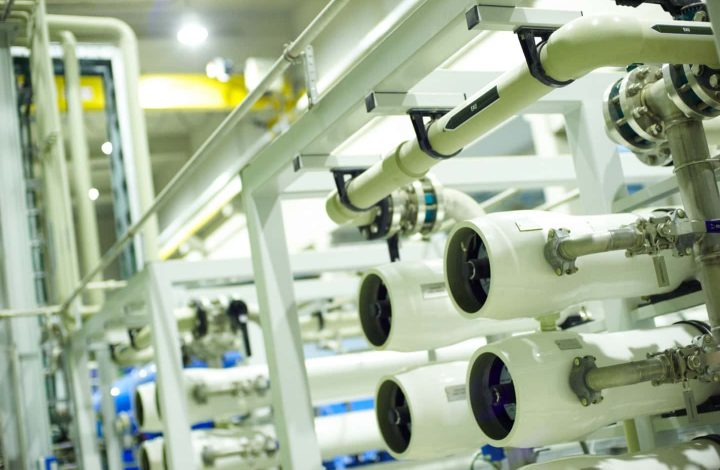 Barka 4 – Oman's largest desalinated water production plant
