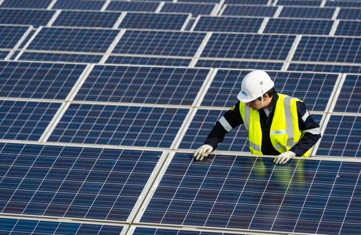 Nadec – KSA's first captive solar PV project